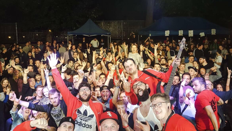 Skallyfest 2018 = succes!