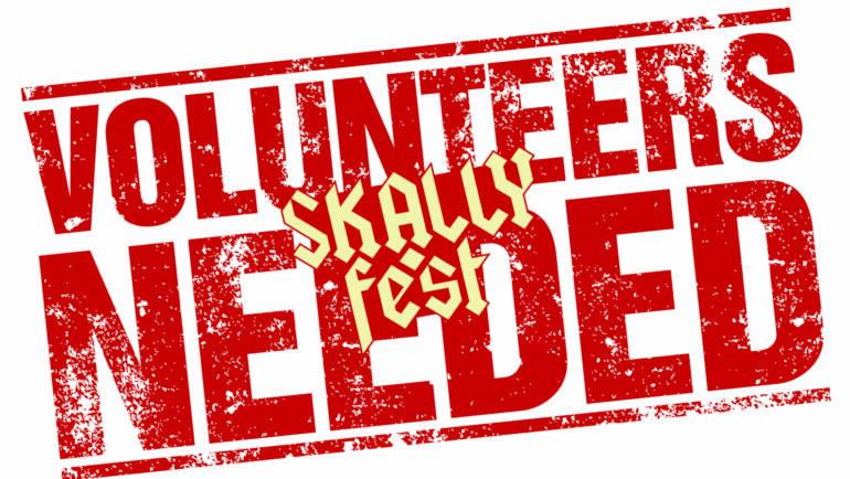 Vrijwilligers gezocht!